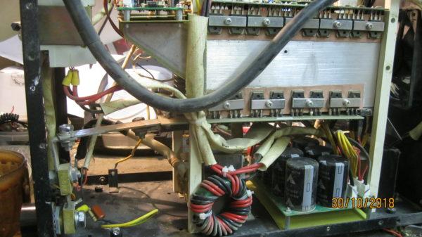 Ремонт сварочного аппарата BRIMA ARC 250