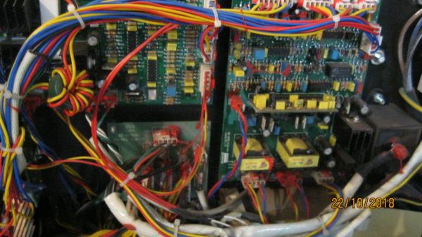 Схема сварочного полу автомата Elitech 250