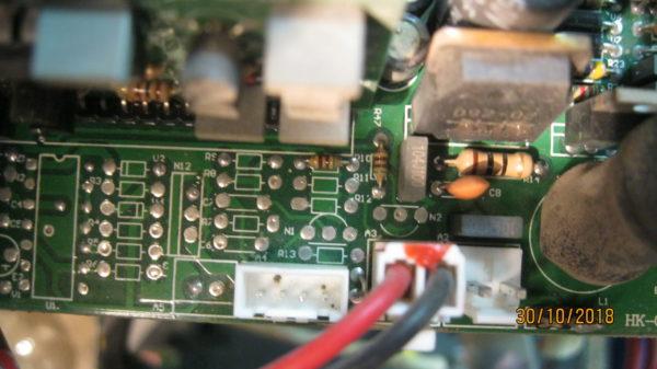Схема сварочного аппарата BRIMA ARC 250