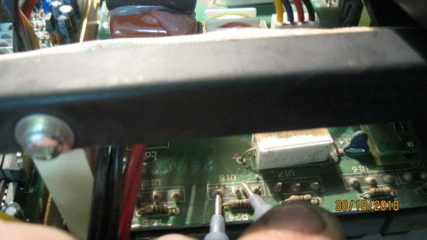 Проверка силовых транзисторов сварочного инвертора