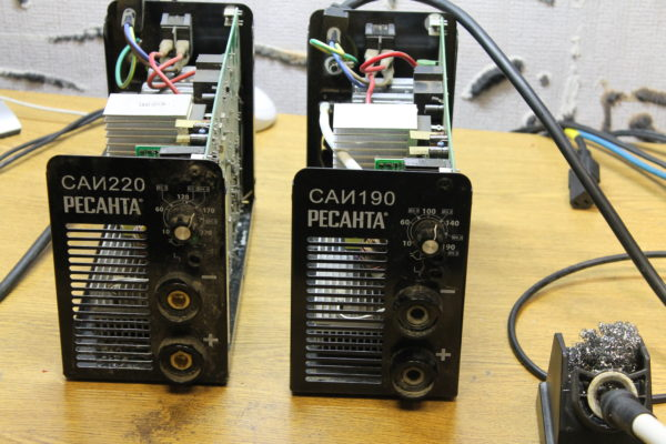 Ремонт любых сварочных аппаратов в Рязани